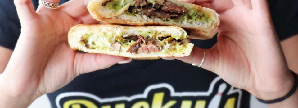 Ducky's Steak Sammie